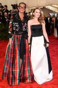 Rossella-Jardini-with-Kylie-Minogue-in-Moschino